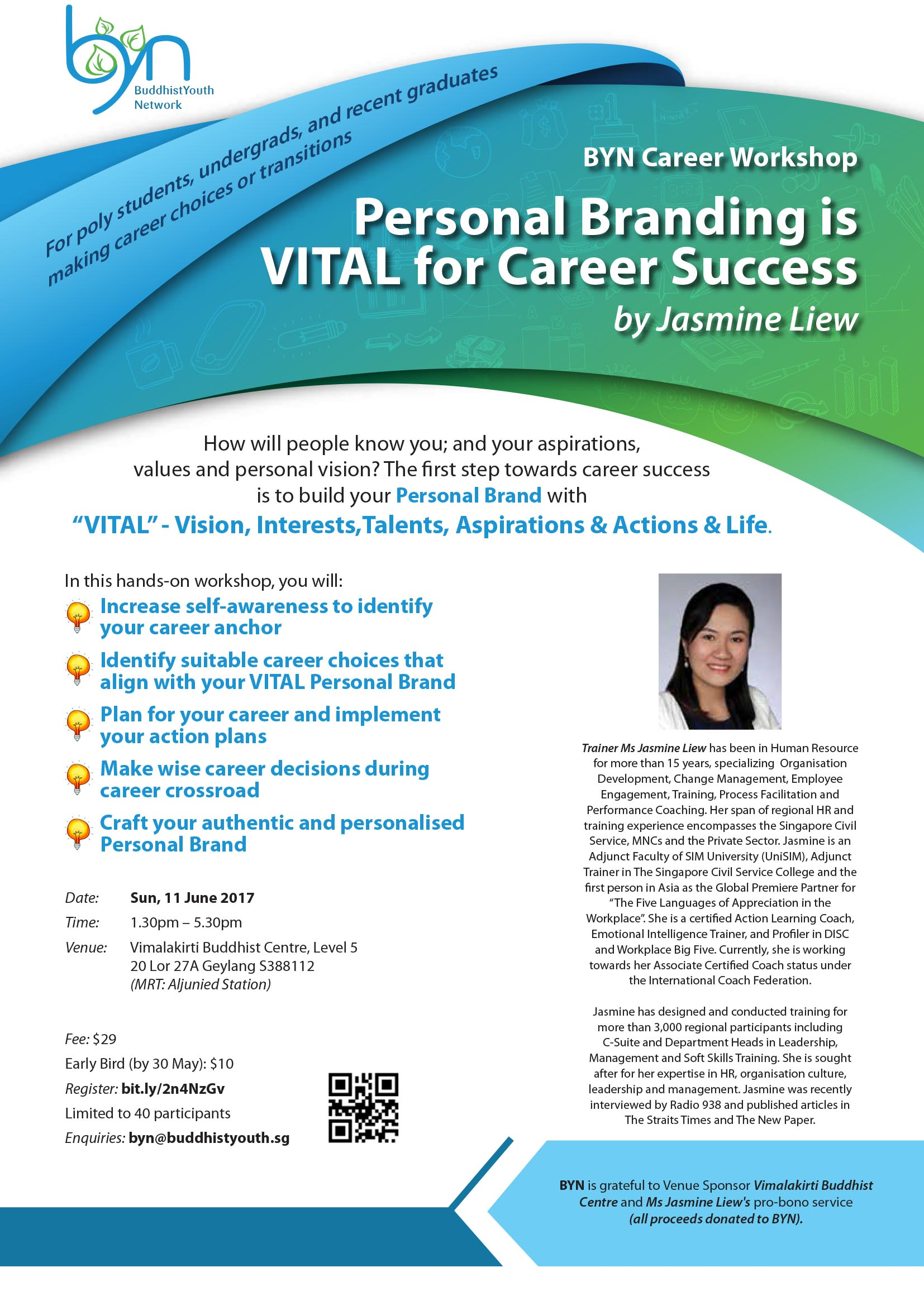 career workshop personal branding is vital for career success career workshop personal branding is vital for career success